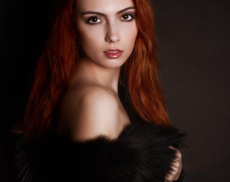 Séance Portrait Sexy mode avec Briana