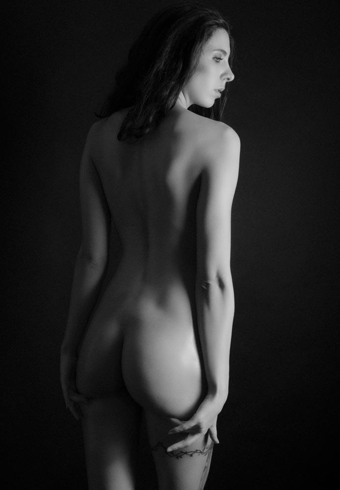séance femme nu artistique