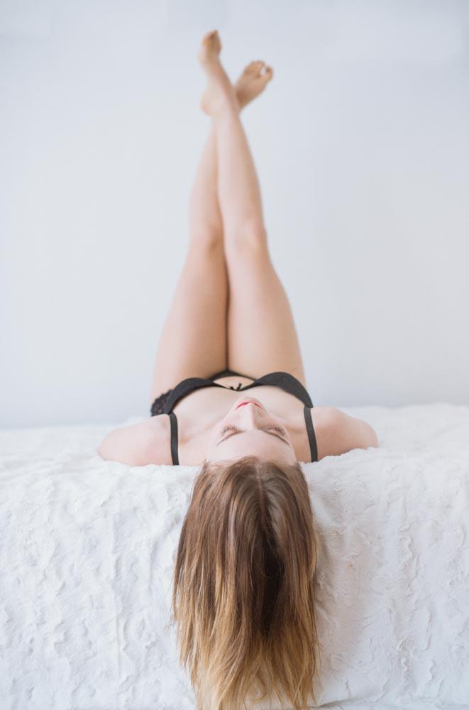 photo de boudoir femme lingerie -Photographe boudoir et glamour à Paris et Île de France