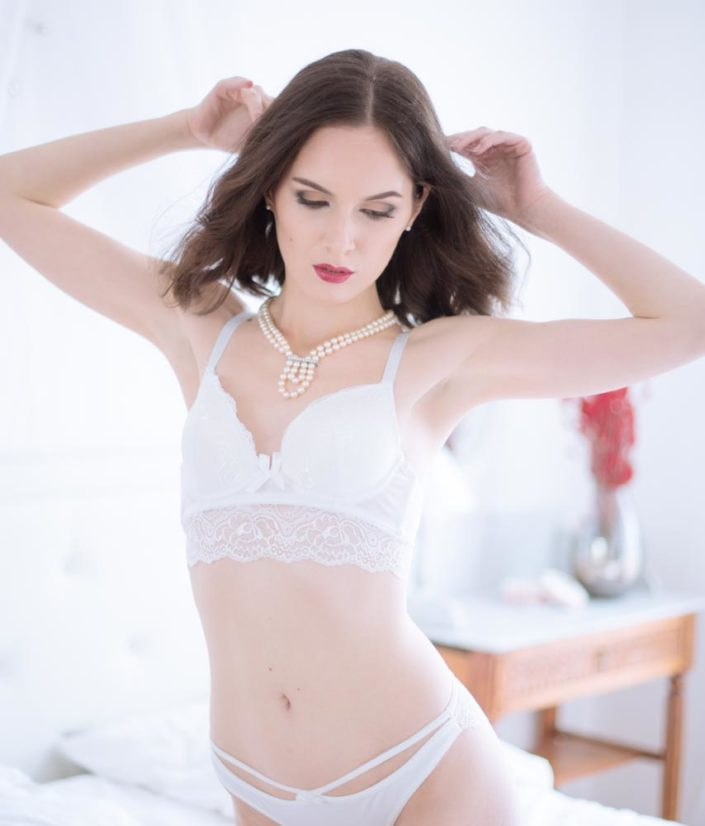 photo lingerie charme