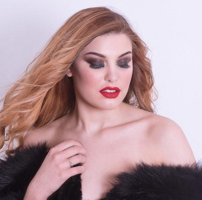 photo de femme mode glamour lingerie boudoir - Photographe boudoir et glamour à Paris et Île de France