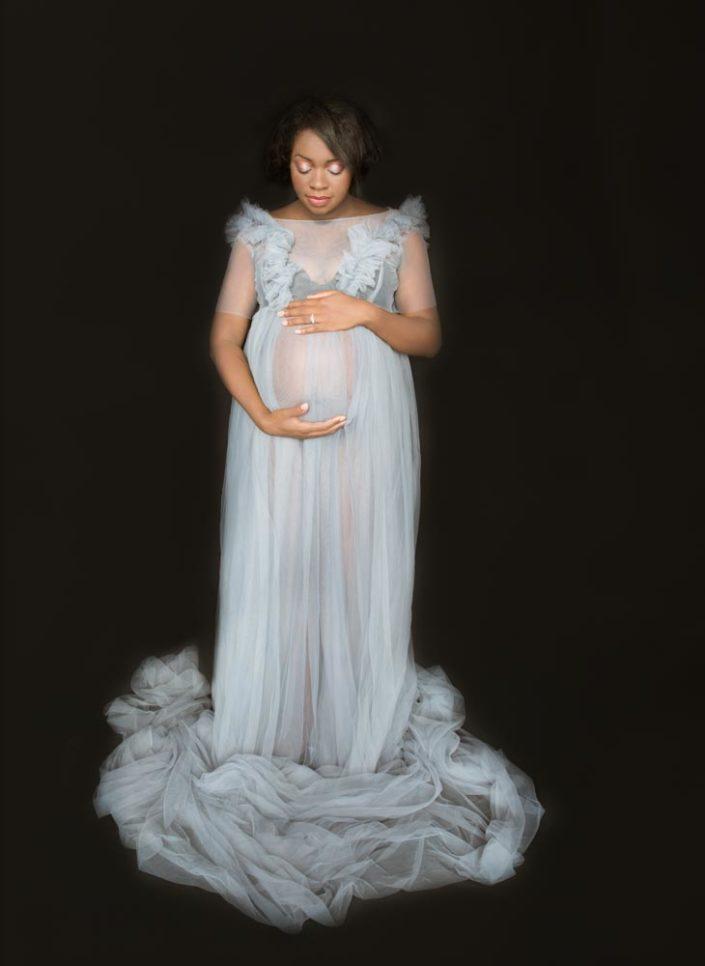 séance maternité en studio